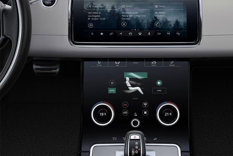 Range Rover Evoque 2020 new luxury suv car automobile  jaguar land rover remodel redesign details specs photos images release date price