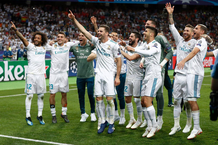 best service 09a2b c4773 Real Madrid Agree to Record-Breaking €1.1 Billion ( 1.2 Billion USD) Deal