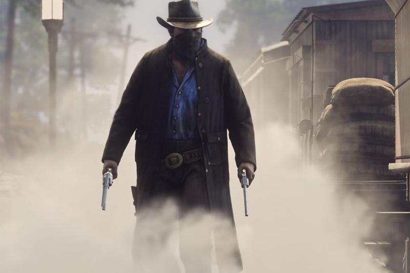 red dead redemption 2 online release date 2018 november video games entertainment