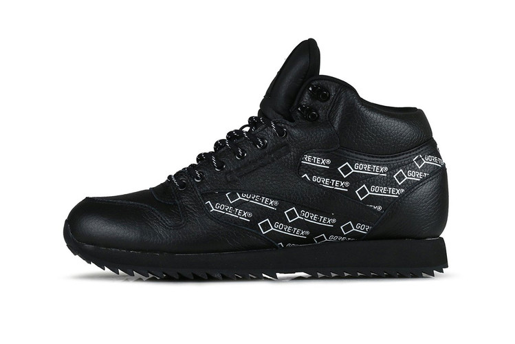301ebeebcfcc Reebok s Classic Leather Mid Receives GORE-TEX Makeover for Winter