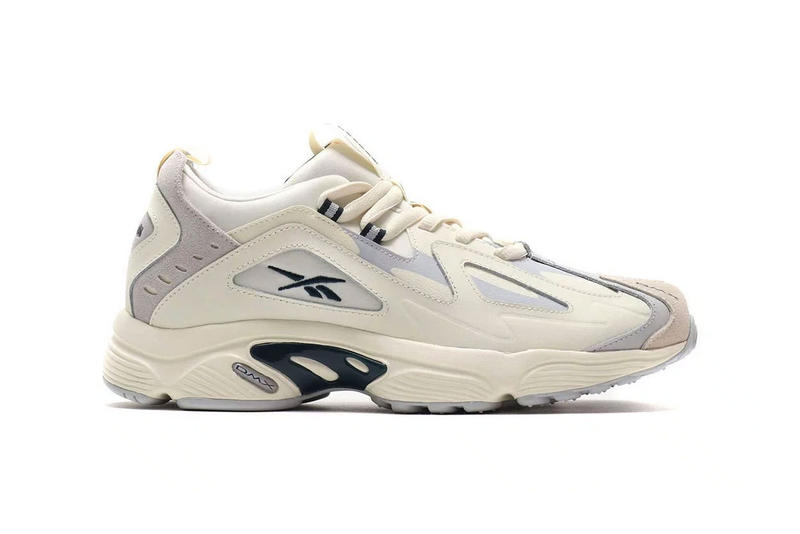 f552b3c74668 Reebok DMX 1200 Neutral Tone Colorways Release beige grey white blue