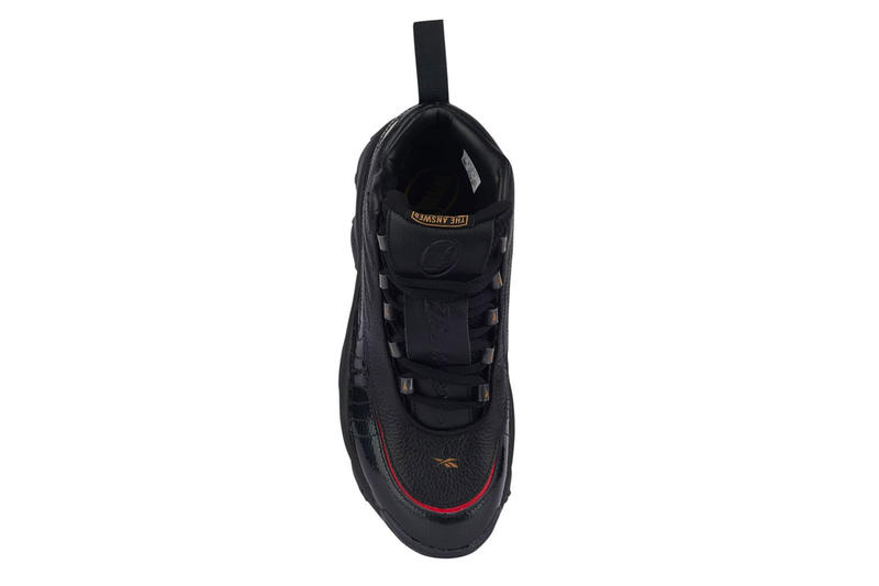 Reebok Iverson Legacy Black/Red Release Date december 2018 price For sale Information To Buy Philadephia 76ers A.I.