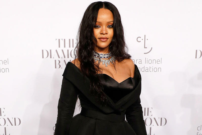 Rihanna President Donald Trump Cease & Desist Music Rallies