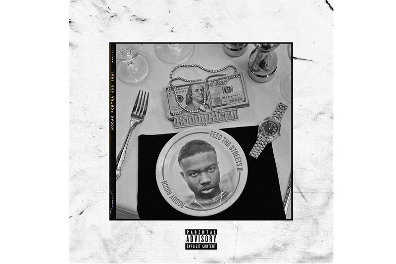 roddy ricch feed the streets ii 2 2018 new mixtape album stream project november listen