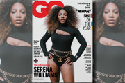 Serena Williams & Virgil Abloh's 'GQ' Cover Sparks Commentary