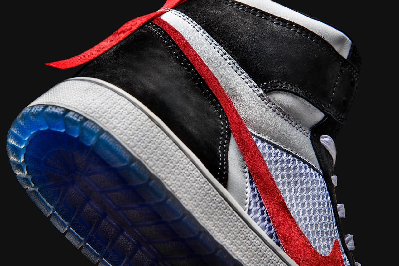 Shoe Surgeon Nike Mars Yard Air Jordan