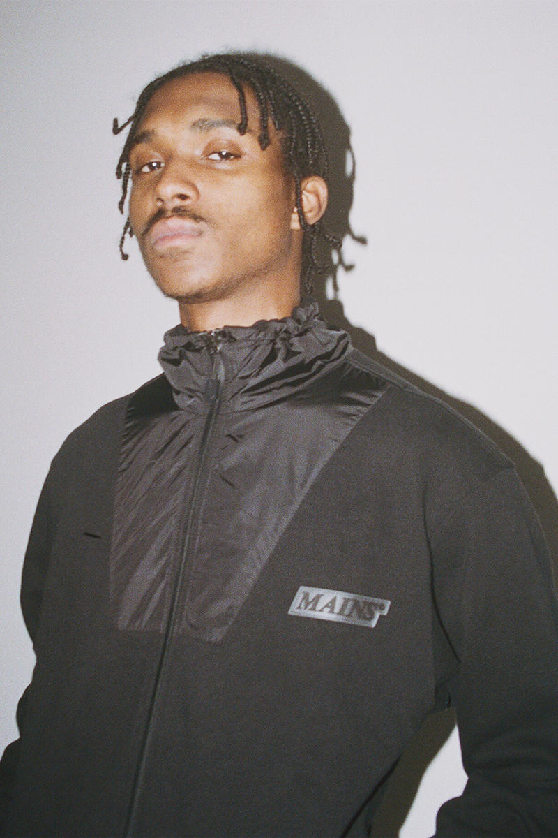 a89acadf6b Skepta Mains London Second Drop Pop Up Store Lookbook Fashion Clothing  Signature Style Tracksuits T-