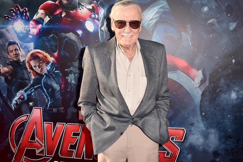 Stan Lee Already Filmed His 'Avengers 4' Cameo marvel cinematic universe comics captain marvel