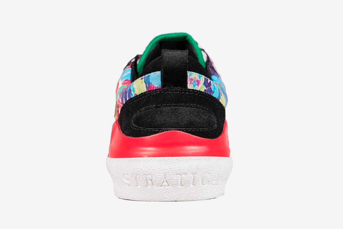 Stratica International Footwear Launch IBN Jasper shoes vans sneakers kicks style hypebeast colors patterns layers brutalism