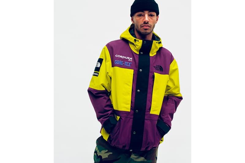 Supreme x The North Face Fall 2018 Collection jackets outerwear coats GORE-TEX Cordura bag new york tokyo