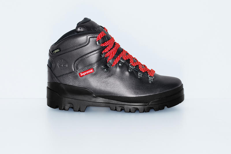 Supreme Timberland 2018 World Hiker Front Country Boot footwear boots hiking New York sneakers outdoors Hypebeast