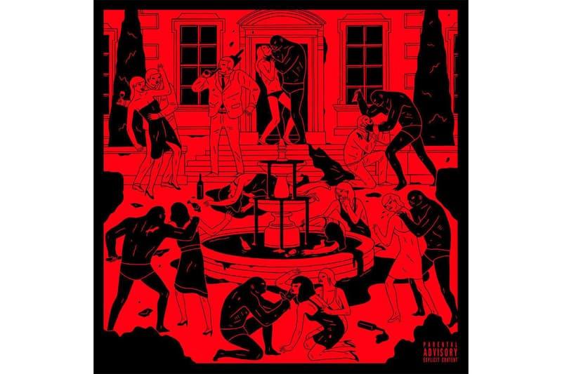 swizz beatz poison album stream music 2018 november lil wayne young thug pusha t nas jim jones 2 chainz