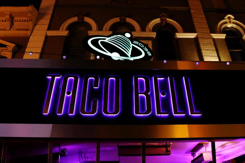 Taco Bell London Store Opening Details Coming Soon Mexican Cuisine Fast Food 100 King St W6 0QW Address Hammersmith