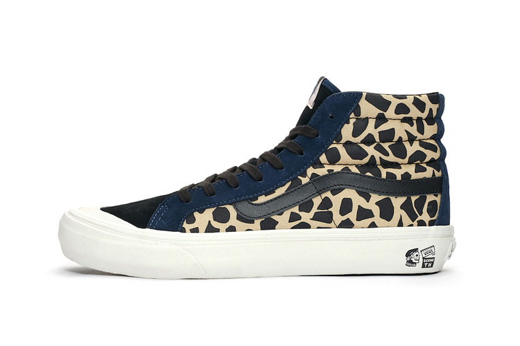 7bb76ff259b183 Taka Hayashi   Vans Join Forces for the TH Style 138 LX Animal Pack