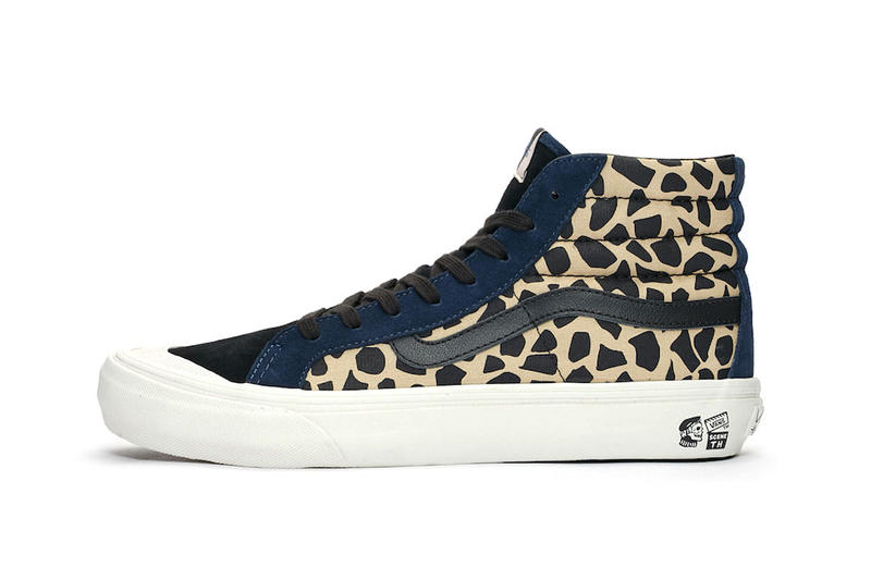 8a77a1327d Taka Hayashi x Vans TH Style 138 LX Animal Pack release date info price  leopard print