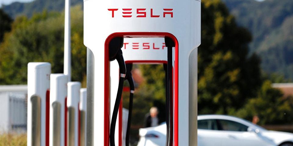 Tesla 2019 Supercharger V3 Details   HYPEBEAST