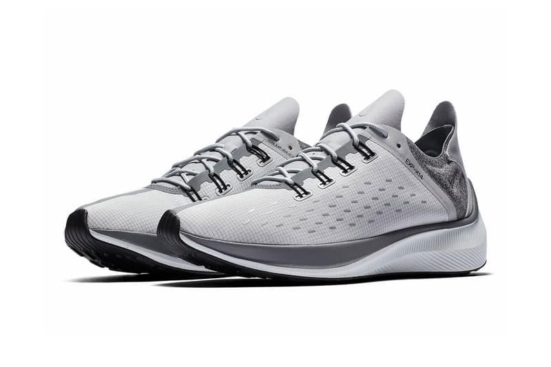 """Nike EXP-X14 """"Grey"""" Release Date sneaker footwear"""