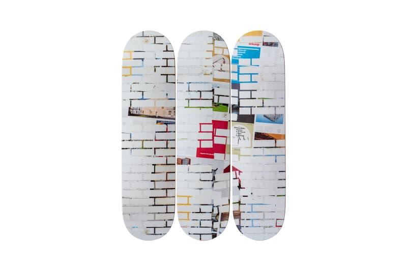 walead beshty kelley walker skateboard decks the skateroom artworks sale