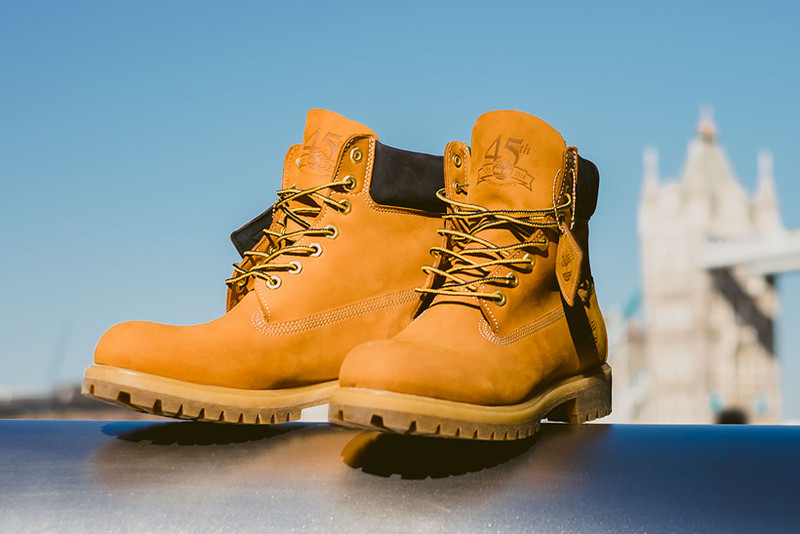 Timberland have designed a commemorative collection and campaign for  Fall Winter 2018 to celebrate 45 years of the iconic Yellow Boot. c3798ebb81ee4