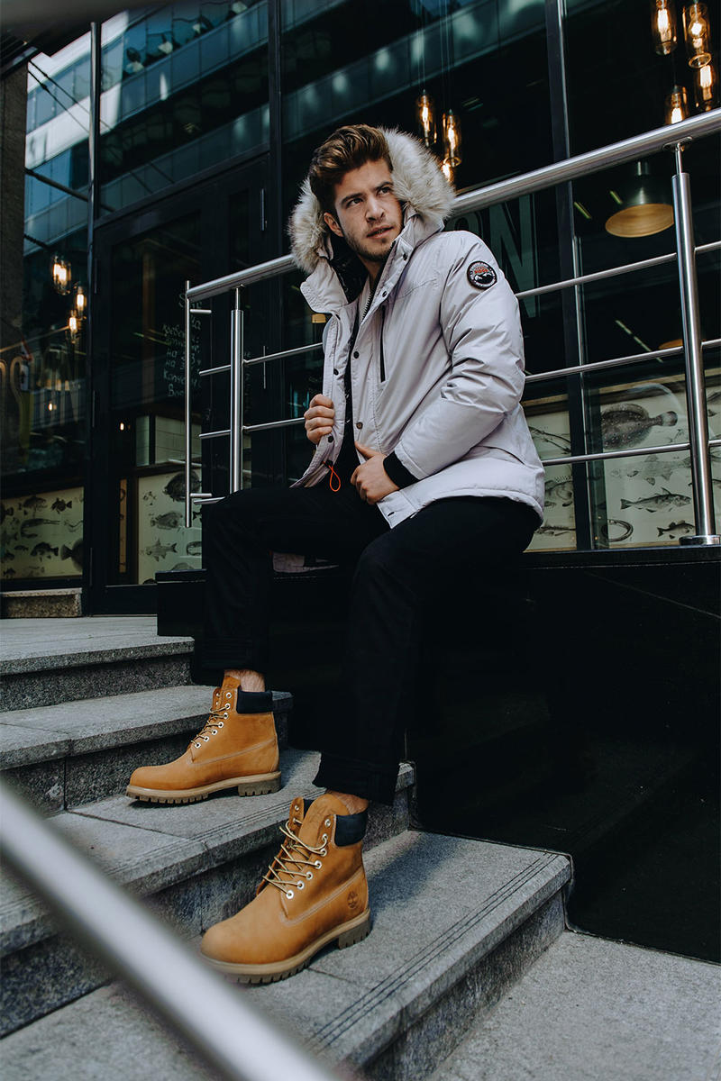 Timberland Celebrate the Icons Campaign to Commemorate 45 Years of the Yellow Boot Unsplash