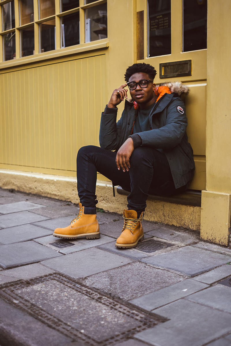 Timberland Celebrate the Icons Campaign to Commemorate 45 Years of the Yellow  Boot Unsplash 69215454e6c81