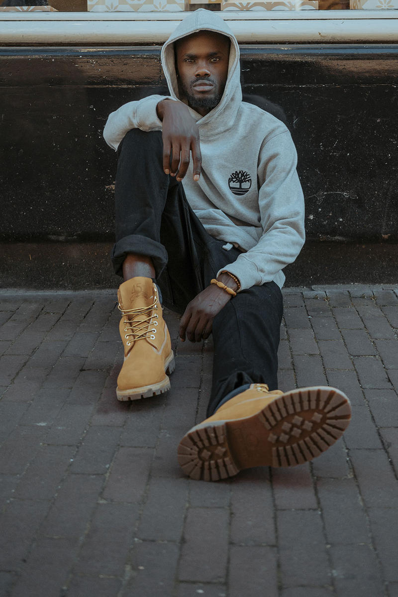Timberland Celebrate the Icons Campaign to Commemorate 45 Years of the Yellow  Boot Unsplash 5e18a8a7c1e3f