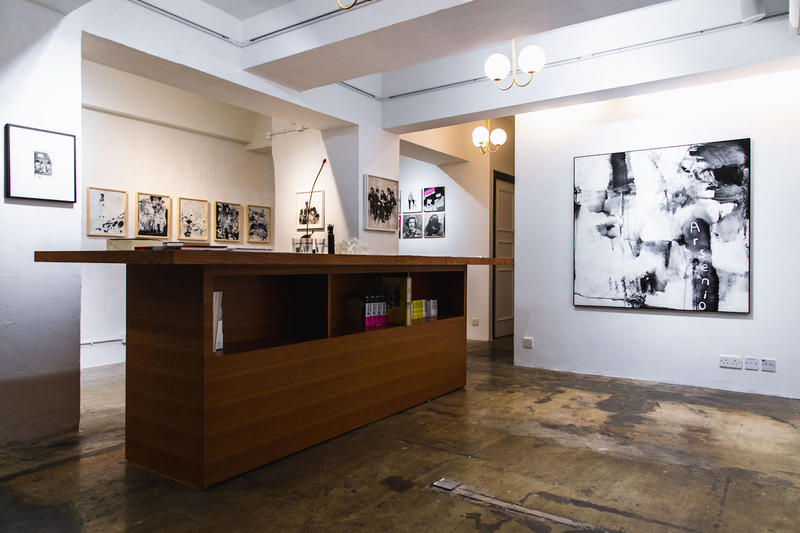 shop taka ishii gallery hong kong tomoo gokita artworks exhibitions installations displays