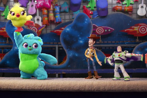 Second 'Toy Story 4' Trailer Introduces New Characters Ducky & Bunny
