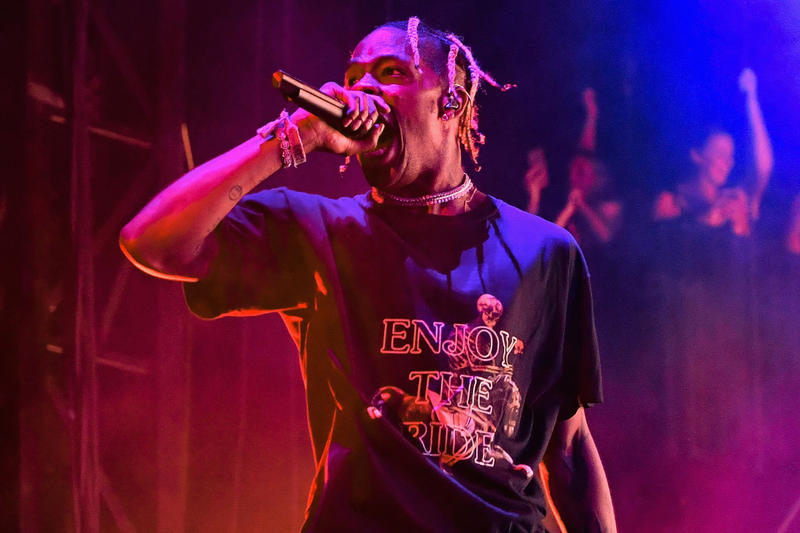 Travis Scott Free Astroworld Tickets for Voters | HYPEBEAST