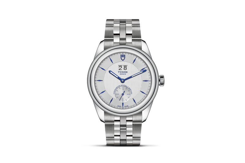 Tudor Glamour Double Date Watch Info