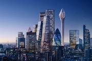 "UPDATE: London Mayor Scraps Foster + Partners' 1,000-Foot Glass ""Tulip"""