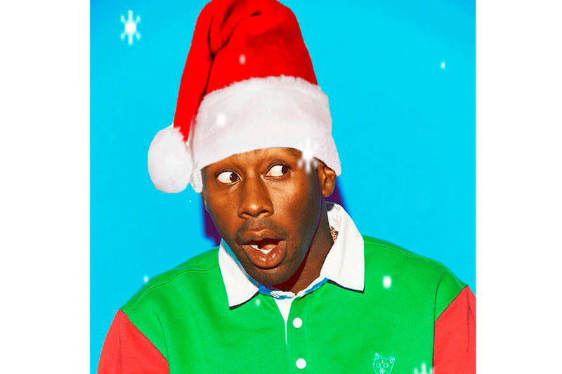 "Tyler, The Creator ""I Am the Grinch"" Dr. Seuss' The Grinch Single movies singles golf wang"