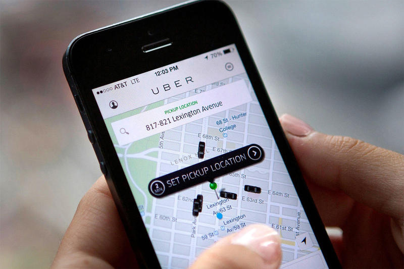 Uber 1 Billion USD Third Quarter Loss Driving Taxi Online App City Lyft Drone Food Delivery