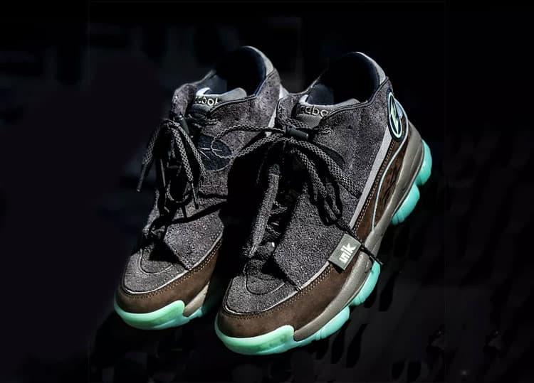 Unik x Reebok Answer 1 Shanghai Launch Allen Iverson sneakers basketball AI NBA China Shanghai CBA Sports DMX Retro '90s And 1 dunk