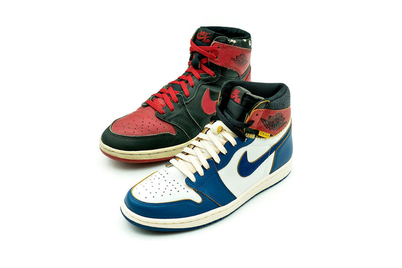 43a9c3fab73b33 union los angeles jordan brand air 1 archives 2018 november footwear shoes  sneakers inspiration origins story