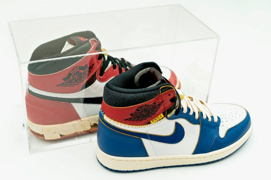 union los angeles jordan brand air 1 archives 2018 november footwear shoes sneakers inspiration origins story