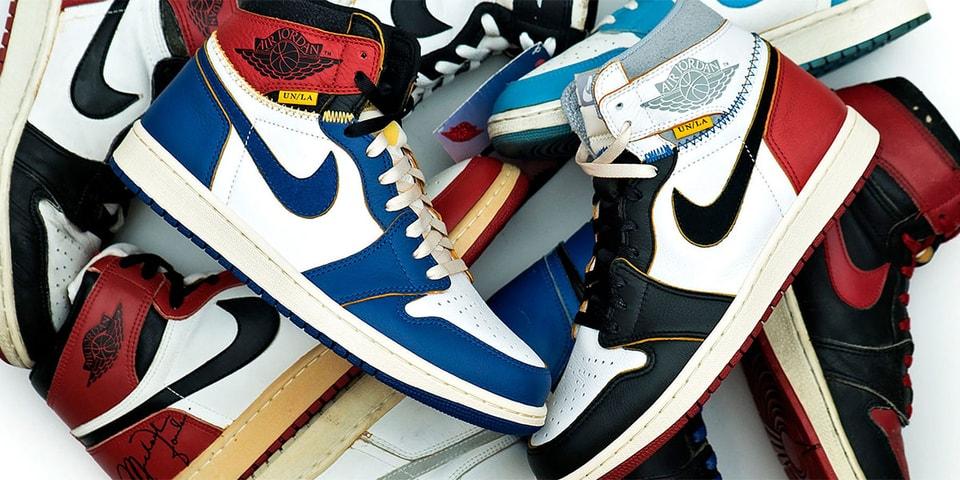 a91e7500d18834 Union x Air Jordan 1   Apparel Origins Story