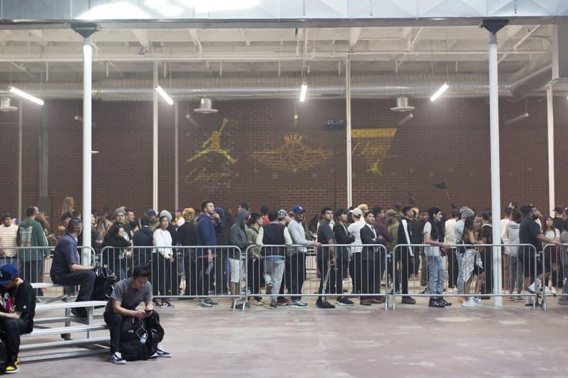 Union LA Nike Air Jordan 1 Event