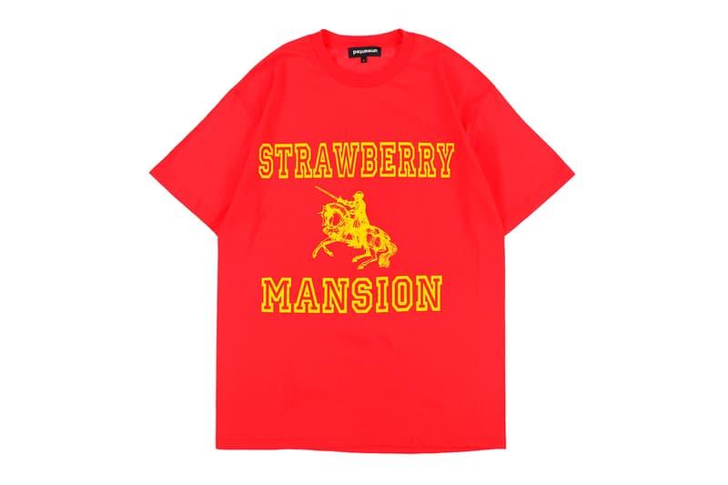 UNWANTED NUBIAN Pop Up Capsule luke.wav Hoodie T shirt Socks shorts short long sleeve strawberry mansion joy_divizn Phoenix