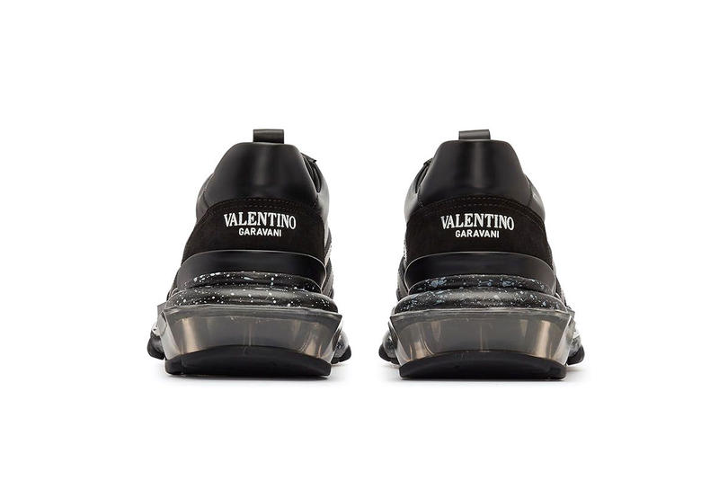 Valentino Bounce Sneaker Black shoes 2018 november fall winter fw18 shoe sneakers