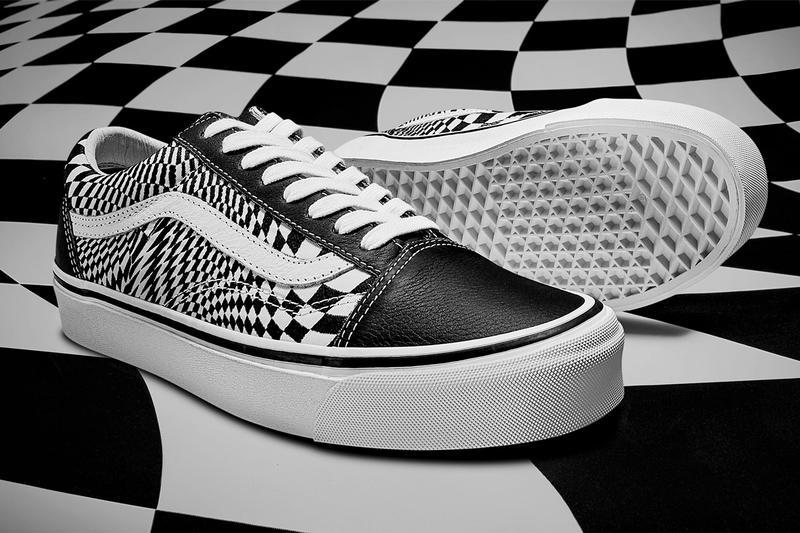 955c3217fa Vans Rework the Iconic Checkerboard Pattern for New