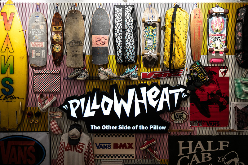 From Collector to Collaborator: Pillow Heat on his New Vans Space