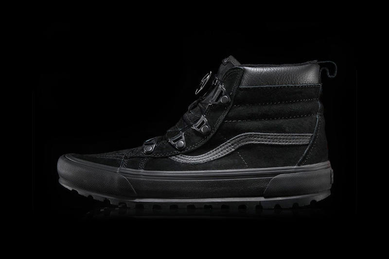 58ca6b0755a Vans Sk8-HI MTE Boa Lock System Release Date sneakers Premier