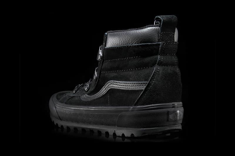 1288a74e95 Vans Sk8-HI MTE Boa Lock System Release Date sneakers Premier