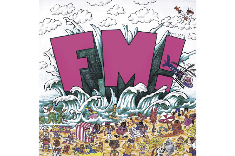 Vince Staples FM! Album Stream Listen New Music Track Song Feels like Summer Outside Dont Get Chipped Relay New Earlsweatshirt interlude Run the bands Fun no Bleedin brand new tyga 562 453 9382 skit tweakin E-40 Ty Dolla $ign Jay Rock Kehlani Big Boy
