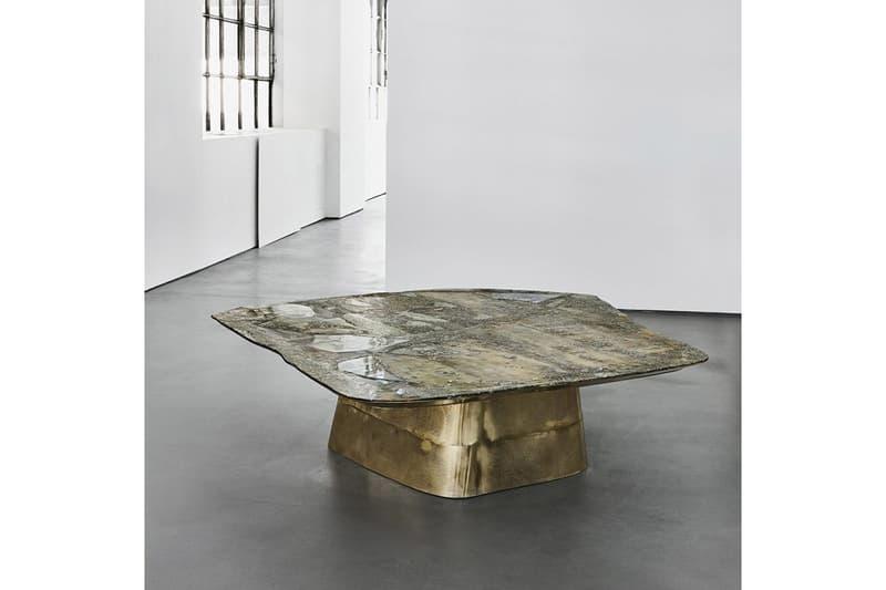 Vincenzo De Cotiis En Plein Air Exhibition London furniture sculptures italian architect designer