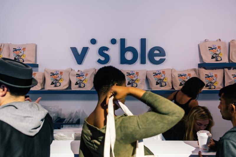 Visible Cellphone Service & NYC Pop-Up Debut wireless phones cell new york city recap naturel art merchandise