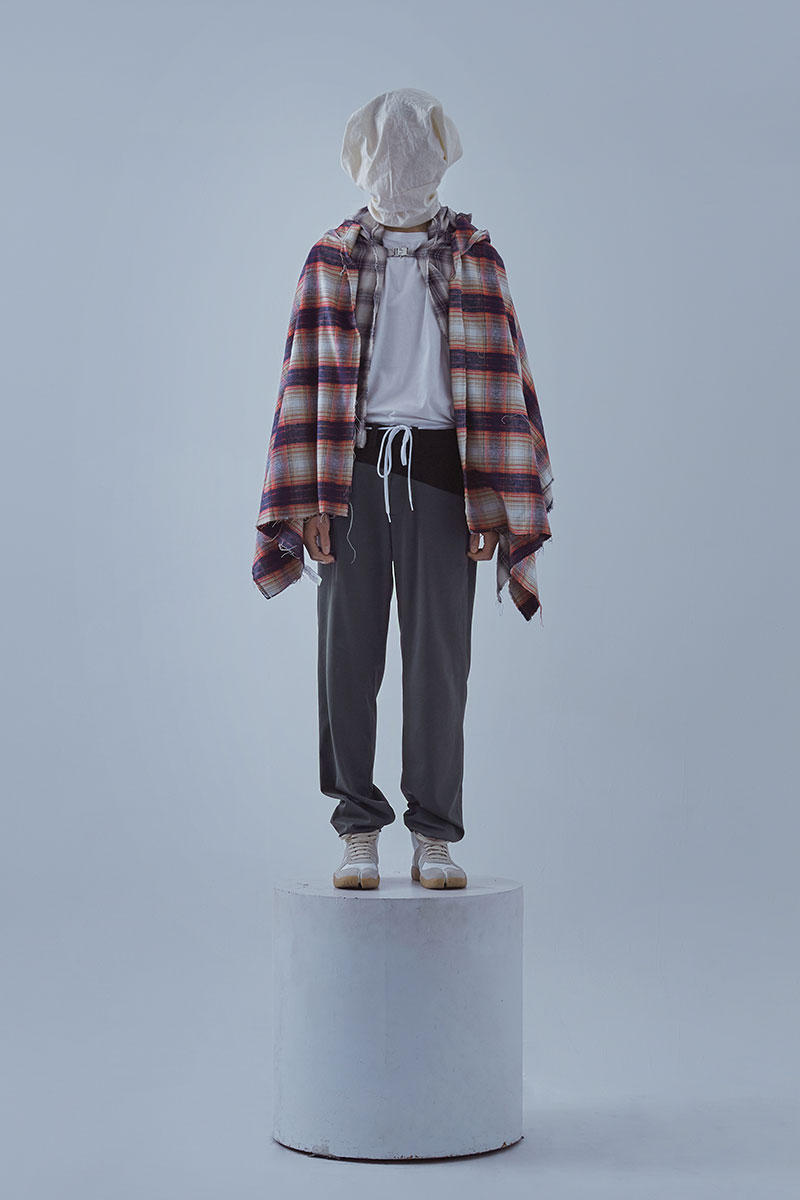 VISION Fall Winter 2018 Imagination Collection Lookbook Korean Fashion