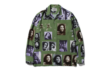 Wacko Maria's Bob Marley Collection Is Available Now