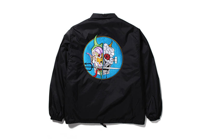 WACKO MARIA wolfs head collaboration capsule collection drop release date info japan november 10 2018 available bomber jacket leather tee shirt coachers fleece fur